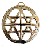 Ordre Martiniste Intérieur bijou pantacle